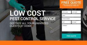 website conversion form